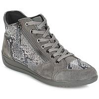 Zapatos Mujer Zapatillas bajas Geox D MYRIA Gris
