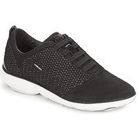 Zapatos Mujer Zapatillas bajas Geox D NEBULA Negro
