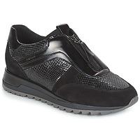 Zapatos Mujer Zapatillas bajas Geox D TABELYA Negro