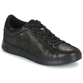 Zapatos Mujer Zapatillas bajas Geox D JAYSEN Gris / Negro