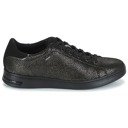 Descuento de la marca Zapatos especiales Geox D JAYSEN Gris / Negro