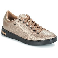 Zapatos Mujer Zapatillas bajas Geox D JAYSEN Beige