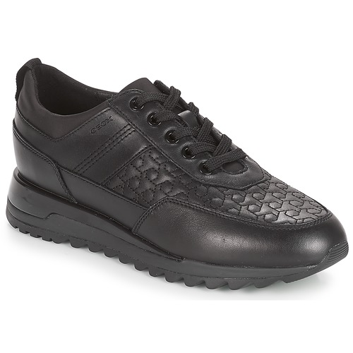 Los últimos zapatos de descuento para hombres y mujeres Zapatos especiales Geox D TABELYA Negro