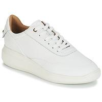Zapatos Mujer Zapatillas bajas Geox D RUBIDIA Blanco