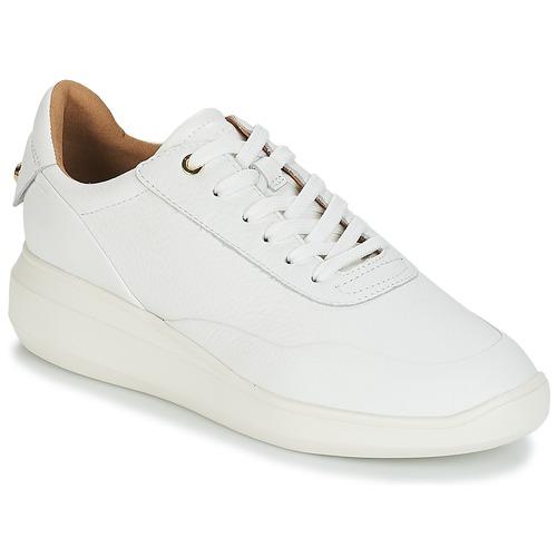 Casual salvaje Zapatos especiales RUBIDIA Geox D RUBIDIA especiales Blanco cc1acc