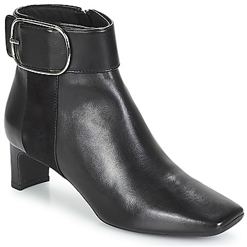 Zapatos Mujer Botines Geox D VIVYANNE MID Negro