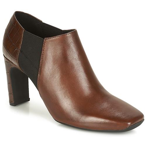 Zapatos de mujer baratos zapatos de mujer VIVYANNE Zapatos especiales Geox D VIVYANNE mujer HIGH Marrón da4c03