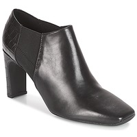 Zapatos Mujer Low boots Geox D VIVYANNE HIGH Negro