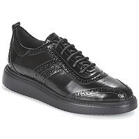 Zapatos Mujer Derbie Geox D THYMAR Negro