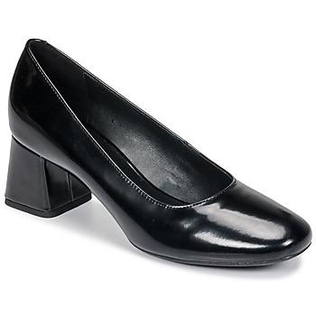 Zapatos Mujer Zapatos de tacón Geox D SEYLISE MID Negro
