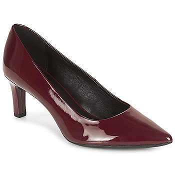 Zapatos Mujer Zapatos de tacón Geox D BIBBIANA Burdeo