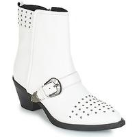 Zapatos Mujer Botines Geox D LOVAI Blanco