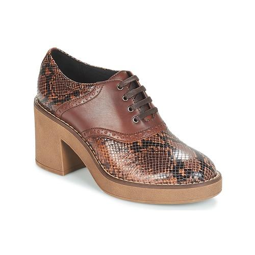 modelo más vendido de la marcaGeox D ADRYA MID Marrón - Envío gratis Nueva promoción - Zapatos Low boots Mujer  Marrón