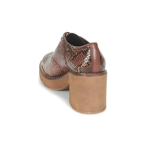 Mujer Adrya Mid D Boots Geox Zapatos Marrón Low vmw80Nn