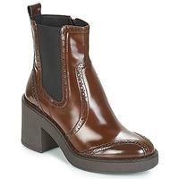Zapatos Mujer Botines Geox D ADRYA MID Marrón