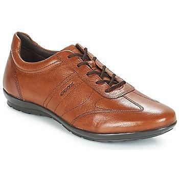 Zapatos Hombre Derbie Geox UOMO SYMBOL Marrón