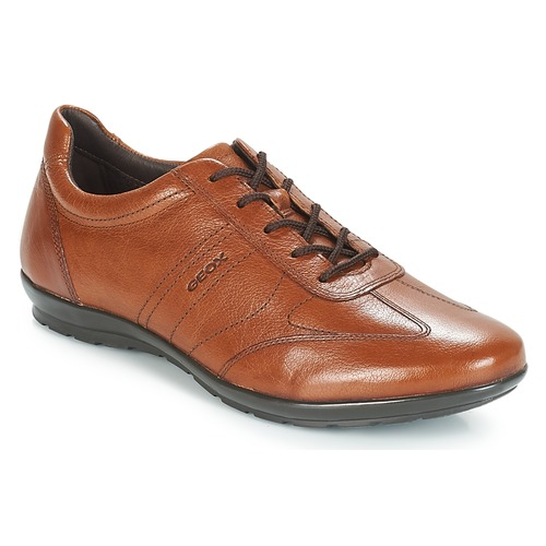 Los últimos zapatos de descuento para hombres y mujeres Marrón  Geox UOMO SYMBOL Marrón mujeres - Envío gratis Nueva promoción - Zapatos Deportivas bajas Hombre b63a70
