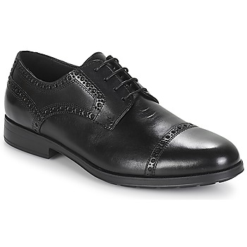 Zapatos Hombre Derbie Geox U HILSTONE 2FIT Negro