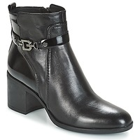 Zapatos Mujer Botines Geox D GLYNNA Negro