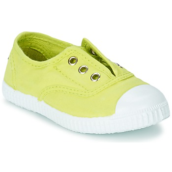 Zapatos Niña Zapatillas bajas Chipie JOSEPE Amarillo