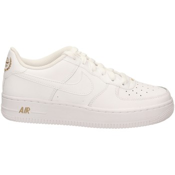 Zapatos Mujer Running / trail Nike AIR FORCE LOW GS Blanco