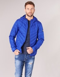 textil Hombre plumas Emporio Armani EA7 TRAIN CORE SHIELD 8NPB09 Azul / Electrico