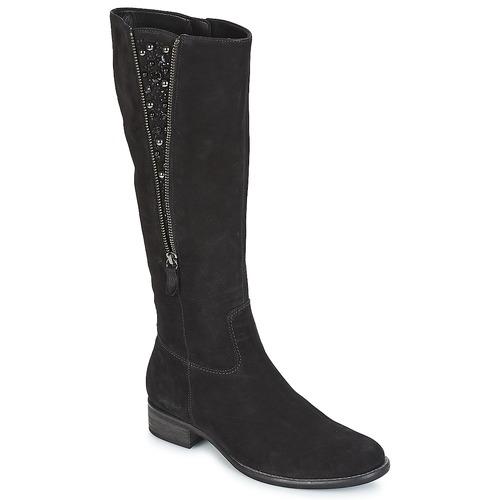 Urbanas Gabor Negro Mujer Zapatos Botas Partus nw0P8OkNX