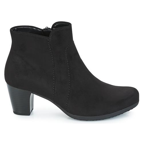 Zapatos Gabor Kenat Mujer Negro Botines thxCodBQrs