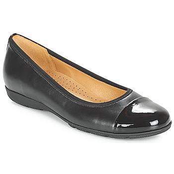 Zapatos Mujer Bailarinas-manoletinas Gabor BORINA Negro