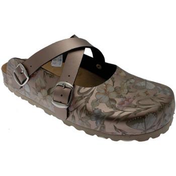 Zapatos Mujer Zuecos (Mules) Riposella RIP19225br marrone