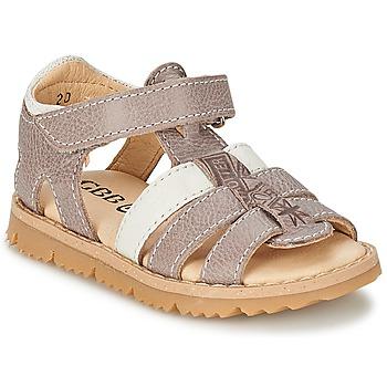 Zapatos Niño Sandalias GBB IGNAM Gris