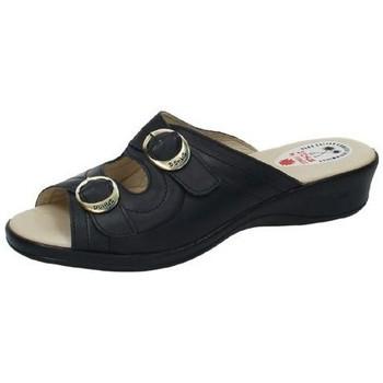 Zapatos Mujer Sandalias Dchus Zueco anatomico chus Azul