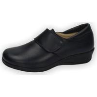 Zapatos Mujer Zapatillas bajas Dchus Zueco cerrado velcro Azul