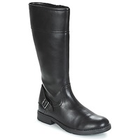 Zapatos Niña Botas urbanas Geox JR SOFIA Negro