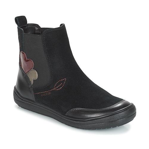 Geox Envío Con Girl Hadriel Zapatos Gratis Spartoo es Negro J 7YrI7q