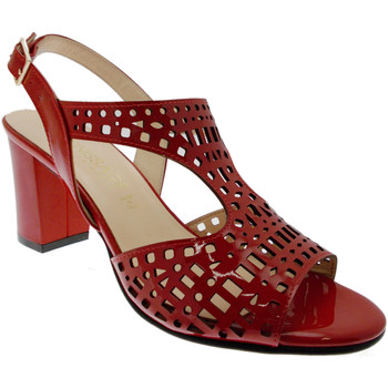 Zapatos Mujer Sandalias Soffice Sogno SOSO8130ro rosso