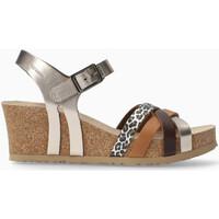 Zapatos Mujer Sandalias Mephisto LANNY Rojo