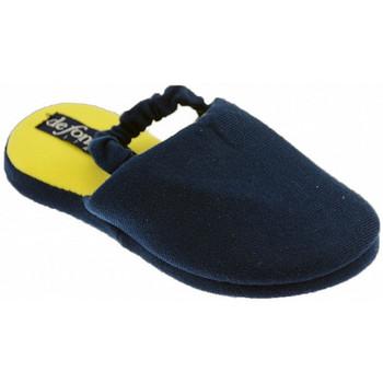 Zapatos Niños Pantuflas De Fonseca  Azul
