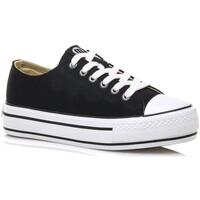 Zapatos Zapatillas bajas MTNG 69423 NEGRO