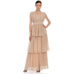 textil Mujer vestidos largos Kocca Vestido DAIKA Rosa