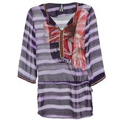 textil Mujer Tops / Blusas Desigual ALONDRA Multicolor