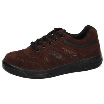 Zapatos Hombre Zapatillas bajas Demax Deportivos marrones MARRÓN