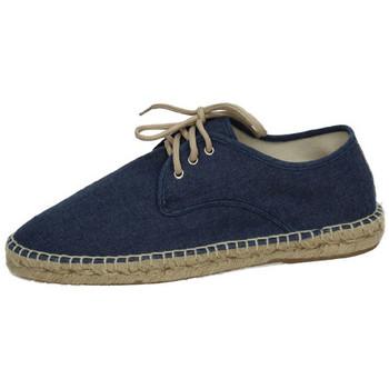 Zapatos Hombre Alpargatas Ruiz Bernal Zapatillas de tela Azul