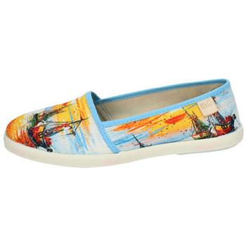Zapatos Mujer Slip on Moranchel Zapatillas de lona