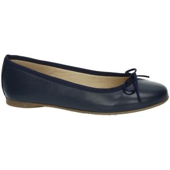 Zapatos Mujer Bailarinas-manoletinas Lorena Massó Bailarinas azules Azul