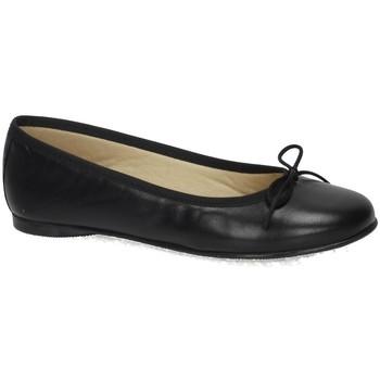 Zapatos Mujer Bailarinas-manoletinas Lorena Massó Bailarinas negras NEGRO