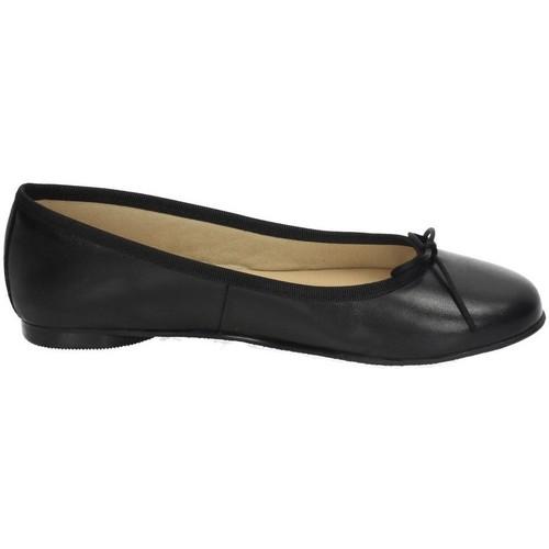 Zapatos Negro Mujer Lorena Negras Bailarinas manoletinas Bailarinas Massó orxBeCd