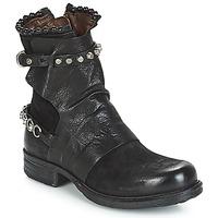 Zapatos Mujer Botas de caña baja Airstep / A.S.98 SAINT 14 Negro