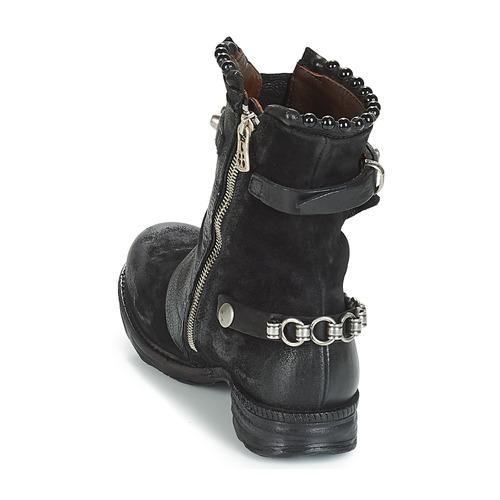 14 AirstepA Baja Mujer Zapatos Negro Caña Botas De s Saint 98 l5uKcT3F1J