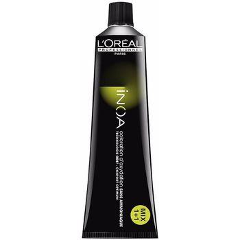 Belleza Tratamiento capilar L'oréal Inoa Coloration D'Oxydation Sans Amoniaque 8,31 60 Gr 60 g